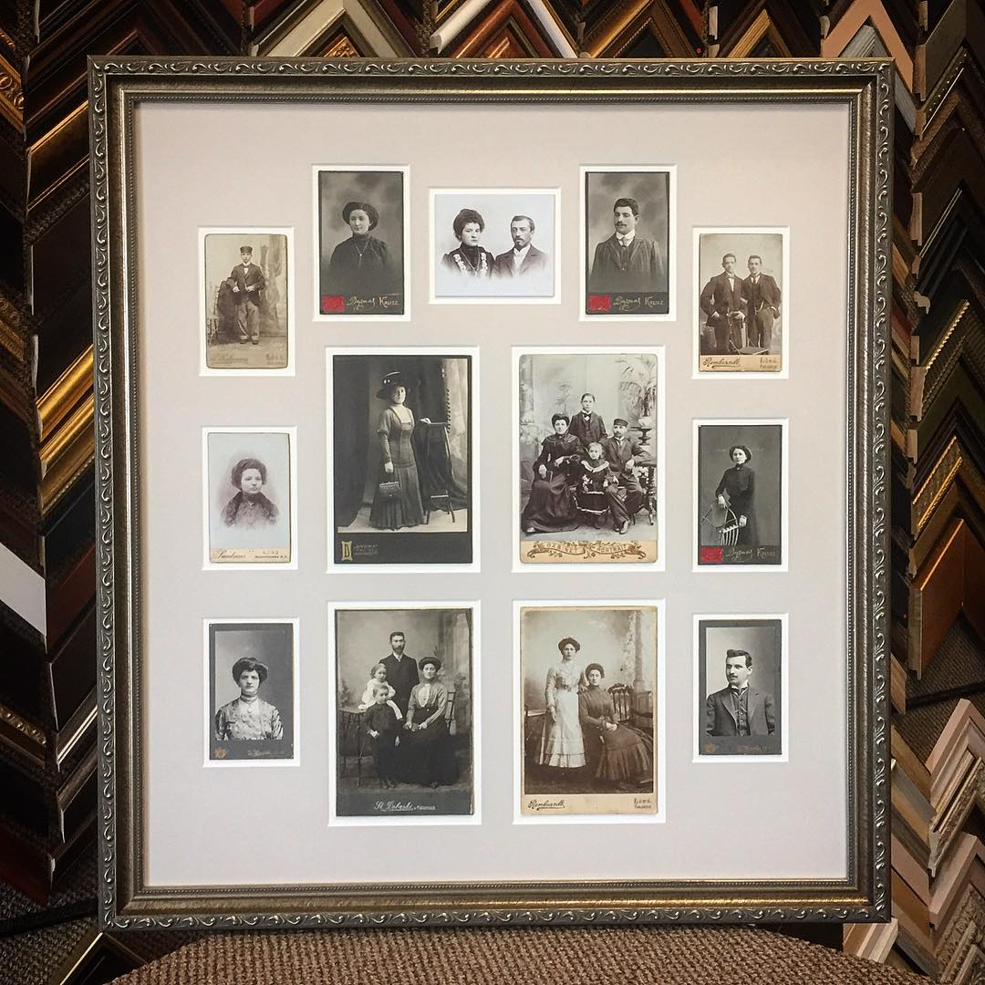 Conservation Framing - Rosemore Picture Framing