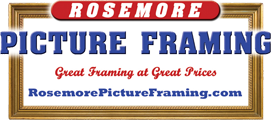 Rosemore Picture Framing Logo