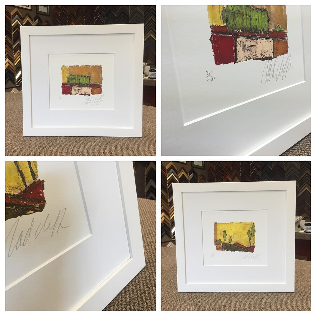 Picture Framing - Rosemore Picture Framing